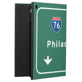 Philadelphia pa Interstate Highway Freeway Road : iPad Air Cover