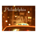 Philadelphia PA Post Card