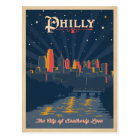 Philadelphia, PA Postcard