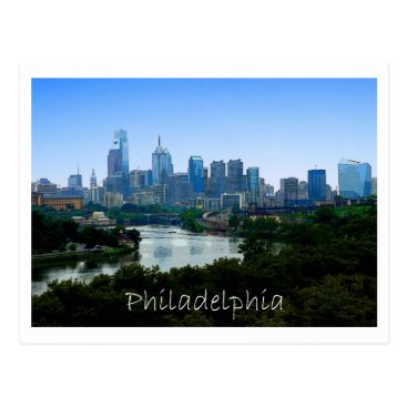 Mnstphoto Philadelphia PA Postcard