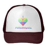 Philadelphia -- Pastels Mesh Hat