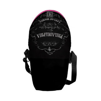 Philadelphia Pennsylvania - City of Brotherly Love Courier Bag