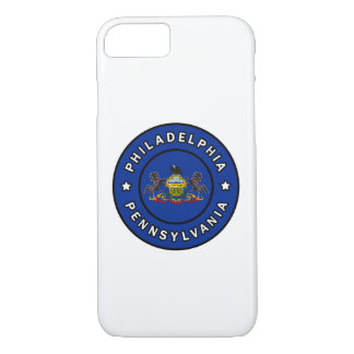 Philadelphia Pennsylvania iPhone 7 Case