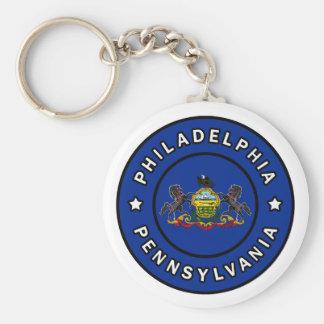 Philadelphia Pennsylvania Keychain