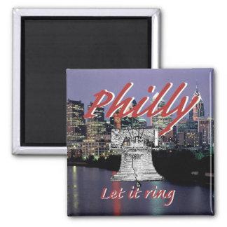 Philadelphia Pennsylvania Magnet