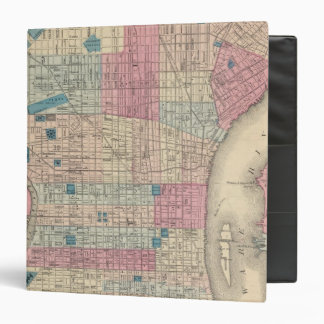 Philadelphia, Pennsylvania Map Binder