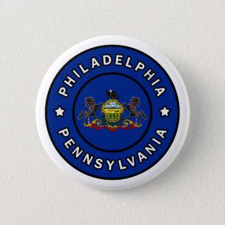 Philadelphia Pennsylvania Pinback Button