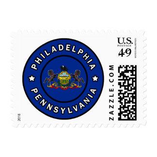 Philadelphia Pennsylvania Postage