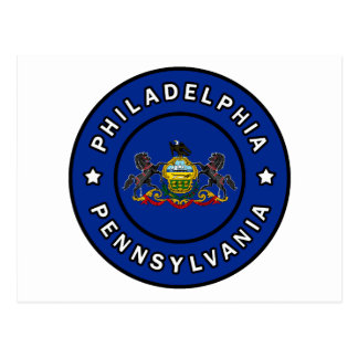 Philadelphia Pennsylvania Postales