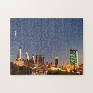 Philadelphia Pennsylvania Puzzle