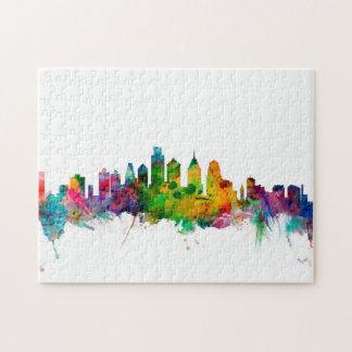 Philadelphia Pennsylvania Skyline Puzzles
