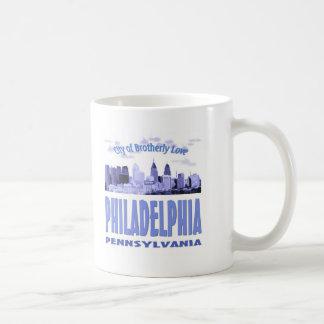 Philadelphia Pennsylvania Taza De Café