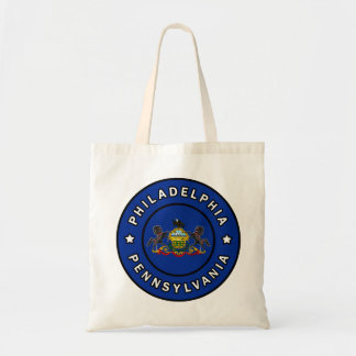 Philadelphia Pennsylvania Tote Bag