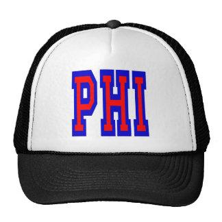 Philadelphia PHI Design 1 Mesh Hats