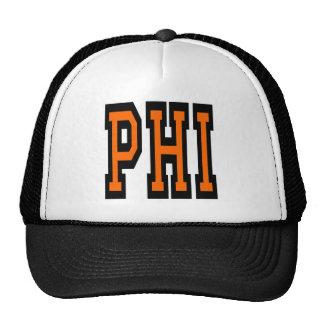 Philadelphia PHI Design 5 Trucker Hats