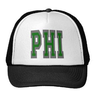 Philadelphia PHI Design 8 Hats