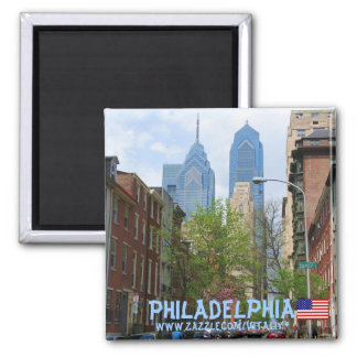 Philadelphia photography magnet design