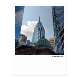 Philadelphia Post Card-One Liberty Place Postcard