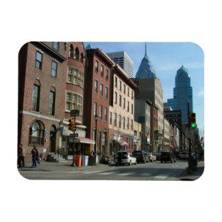 Philadelphia Rectangular Magnets