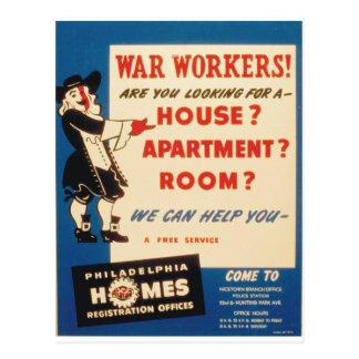 Philadelphia puede ayudar a trabajadores de la postal