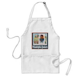 Philadelphia Quakers Adult Apron