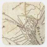 Philadelphia Road Map Stickers