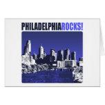 Philadelphia Rocks! Greeting Cards