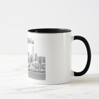 Philadelphia Sketch Mug