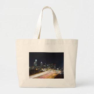 Philadelphia Skyline at Night Bag