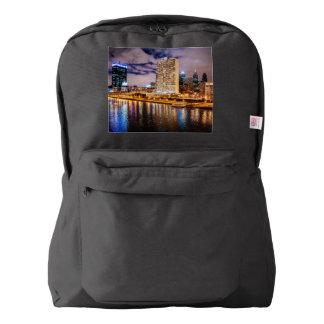 Philadelphia Skyline Backpack