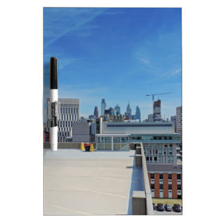 Philadelphia Skyline Dry Erase Whiteboards
