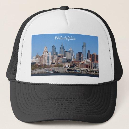Philadelphia Skyline Hat