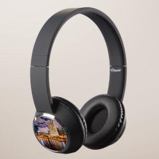Philadelphia Skyline Headphones