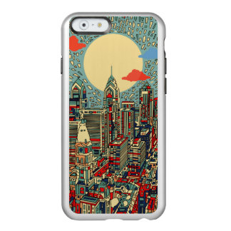 philadelphia skyline incipio feather shine iPhone 6 case