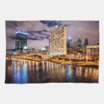 Philadelphia Skyline Kitchen Towels