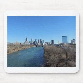 Philadelphia Skyline Mouse Pad