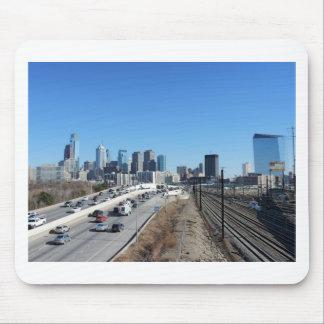 Philadelphia Skyline Mousepads