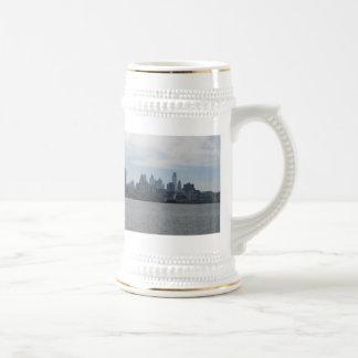 Philadelphia Skyline Mug