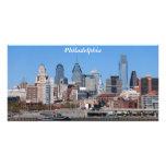 Philadelphia Skyline Photo Card