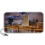 Philadelphia Skyline Portable Speakers