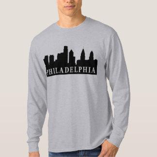 Philadelphia Skyline Shirts