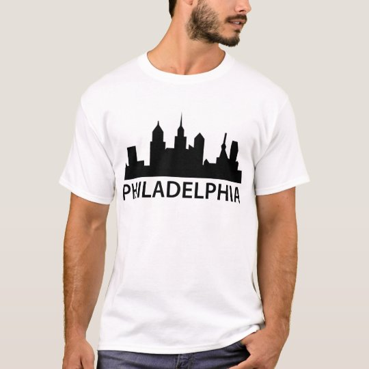 Philadelphia Skyline T-Shirt