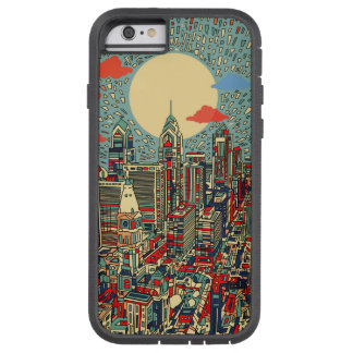 philadelphia skyline tough xtreme iPhone 6 case