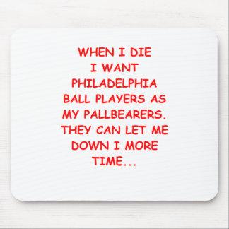 philadelphia sports mouse pad