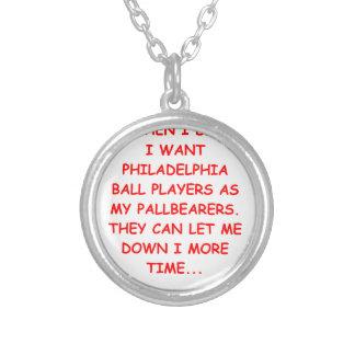 philadelphia sports pendants