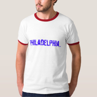Philadelphia Sports Tee Shirt