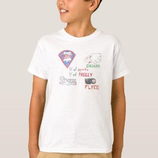 Philadelphia Sports   - Winner 08.03.09 T-Shirt