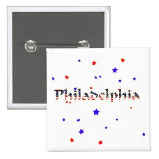 Philadelphia Stars Button