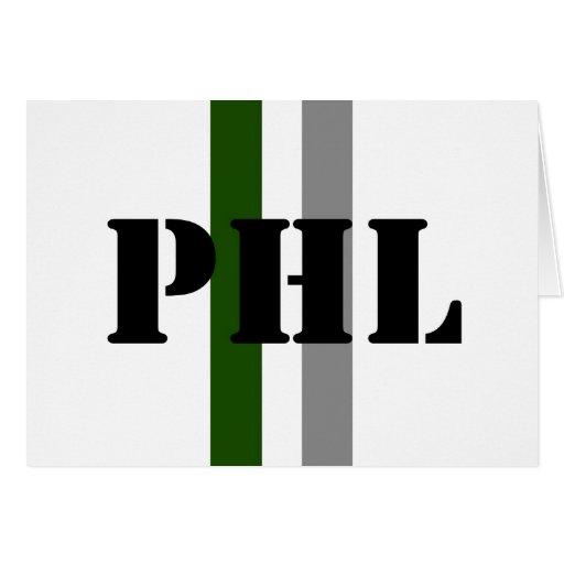 Philadelphia Stationery Note Card
