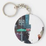 Philadelphia Street Key Chains